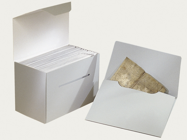 Archival boxes: KS 14