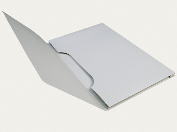 Envelopes for documents: made from board