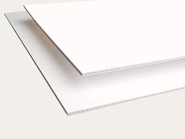 Corrugated boards: EF 2.7 mm