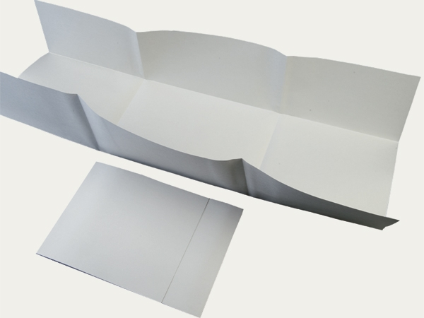 Envelopes for documents: made from paper