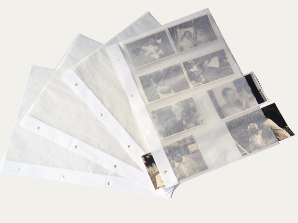 Enclosures - Enclosures with Binder Edges for A4 Ringbinders