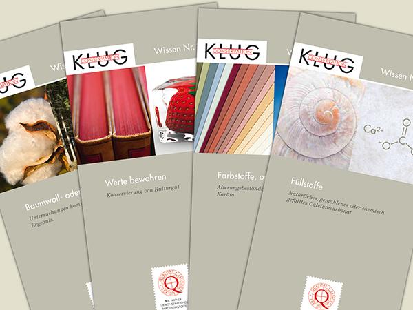 KLUG-CONSERVATION Bestandserhaltung, Karton, Boxen, Konservierung
